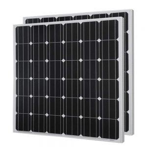 150 Watt 12 Volt Monocrystalline Solar Panel