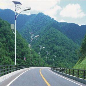 8m Solar LED Street Light Highway